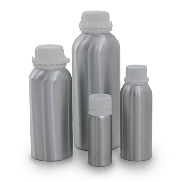 1000ml Aluminium Bottle With Plastic
