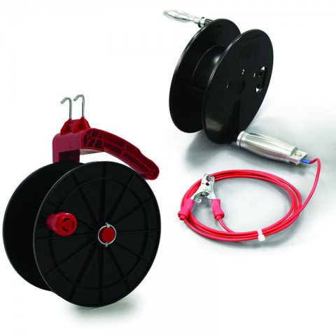 Hand Reels & Lowering Cables