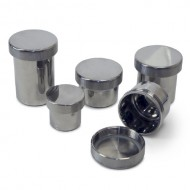 Powder Pots (316L Stainless steel)