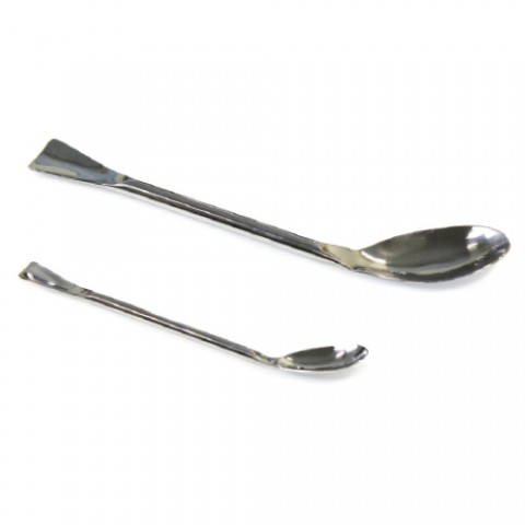 Long Handled Stainless Spoons
