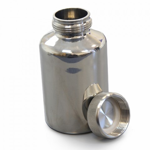 Stainless Screw Top Bottle