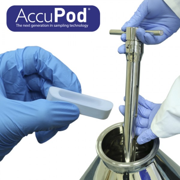 AccuPod Sample Thief - Fast Unit Dose Sampling title=