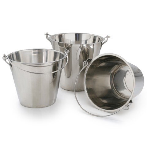 Buckets 316L Stainless Steel