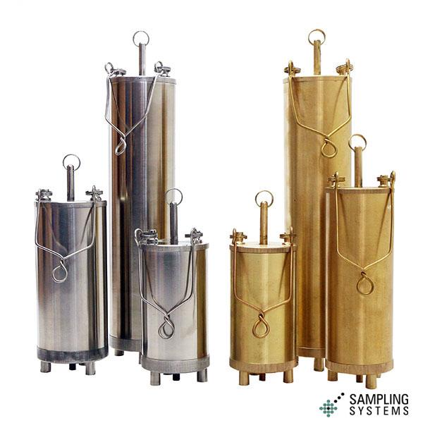 Immersion Cylinder Sampler
