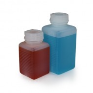 1000ml Square Bottle HDPE