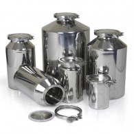 Stainless Containers (1 to 30 Litres) - BEST SELLER