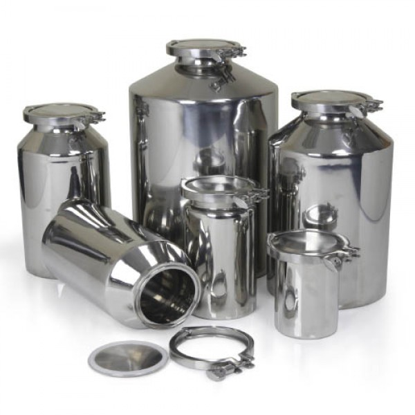 Stainless Containers (1 to 30 Litres) - BEST SELLER title=