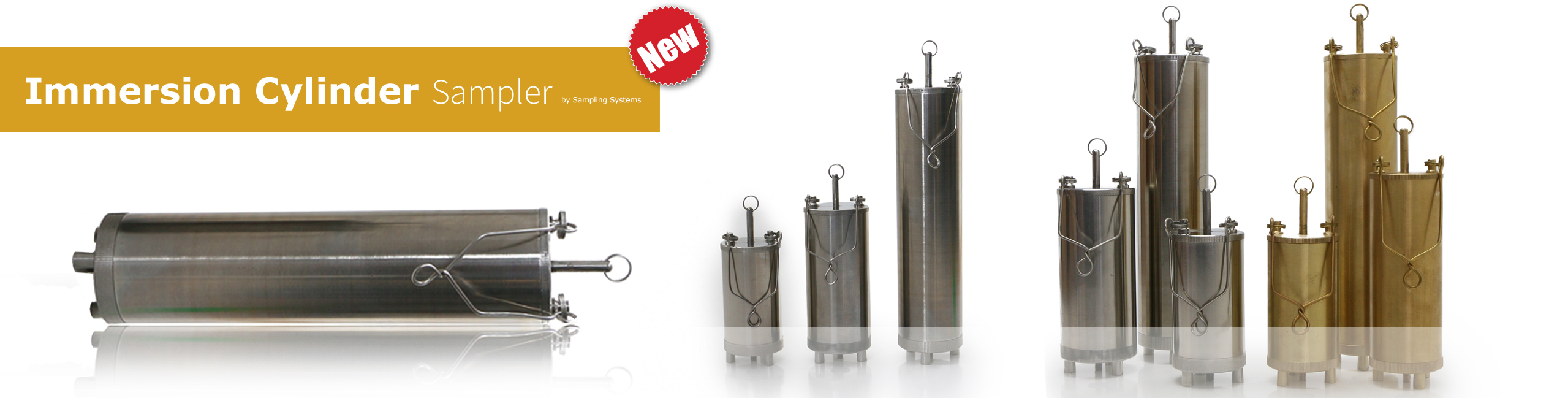 Immersion Cylinders